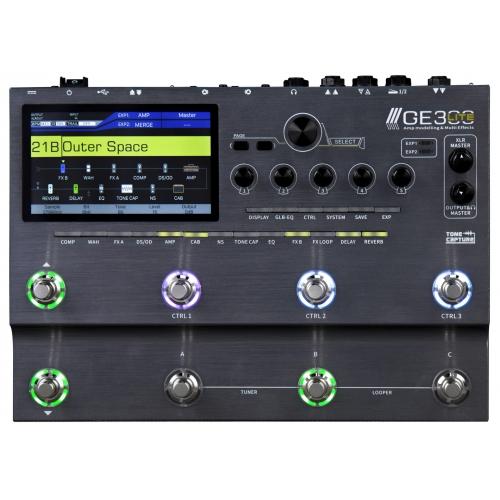 Mooer GE300 Lite 吉他綜合效果器