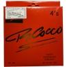 R.Cocco 電貝斯弦 40-100 鋼弦 RC4D|義大利高級手工弦