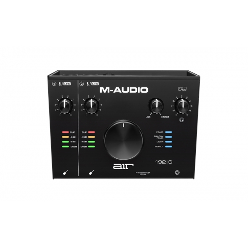 M-audio AIR 192|6  2-In / 2-Out 錄音介面