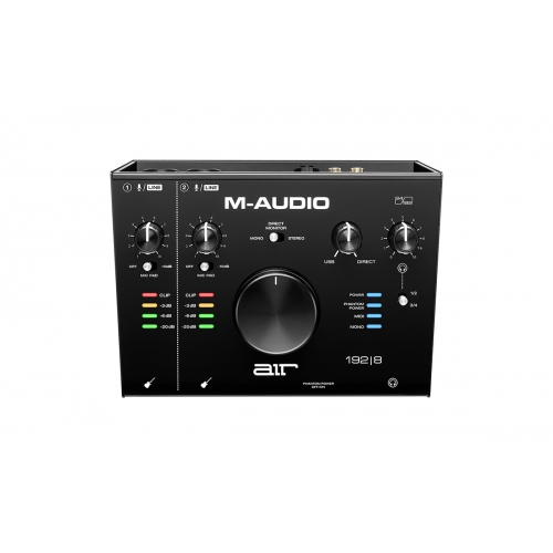 M-audio AIR 192|8 ( 2-In / 4-Out ) 錄音介面