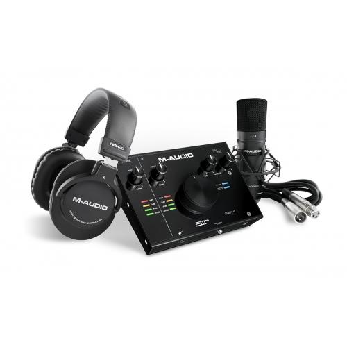 M-Audio AIR 192 I 4 Vocal Studio Pro 錄音介面套裝組