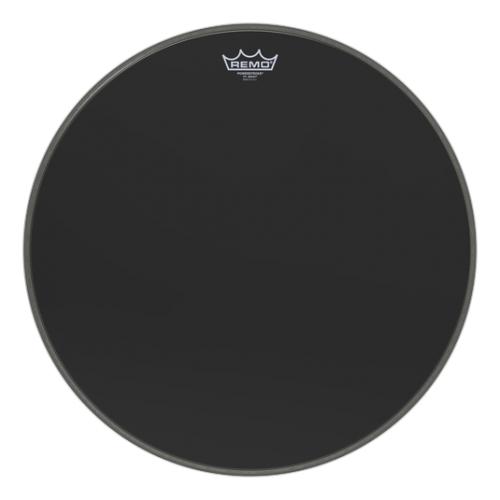 """Remo 20"""" Powerstroke P3 Ebony 單層黑色大鼓皮 P3-1020-ES"""