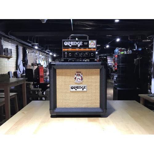 Orange Micro Dark音箱頭 +PPC108箱體