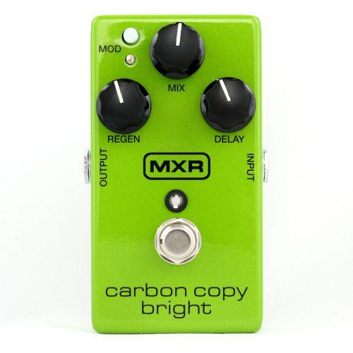 Dunlop Delay效果器 MXR Carbon Copy Bright M269SE