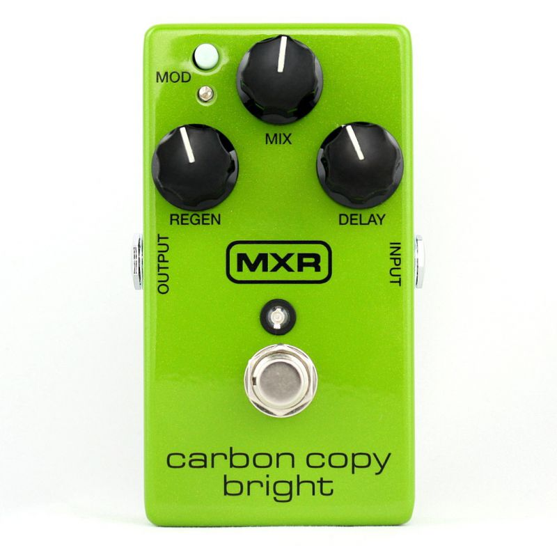 Dunlop MXR Carbon Copy Bright M269SE