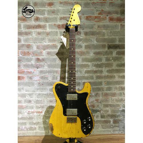 Nashguitars 客製仿舊吉他 T72Deluxe Natural / Heavy 重度仿舊 / 玫瑰木指板