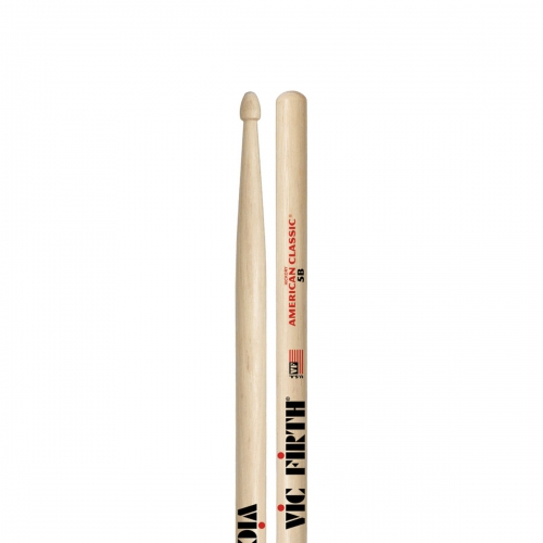 Vic Firth 5B 胡桃木鼓棒