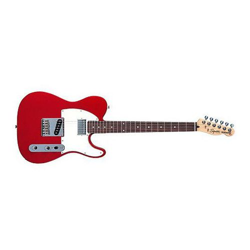 Squier Standard Tele 電吉他 - 糖果紅 Candy Apple Red