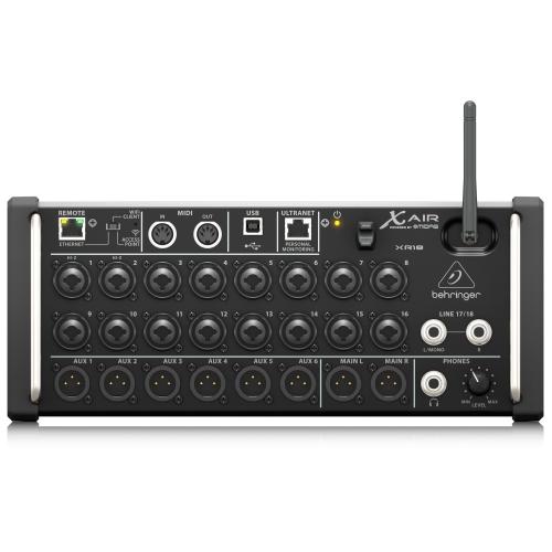 Behringer X AIR XR18 數位混音器