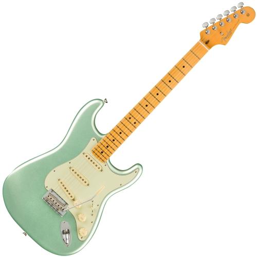 Fender 電吉他 Professional II Stratocaster - Mystic Surf Green