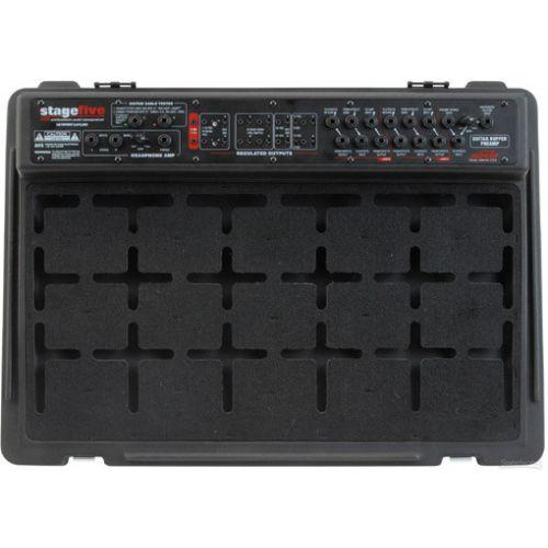 SKB Stagefive 專業效果器盒
