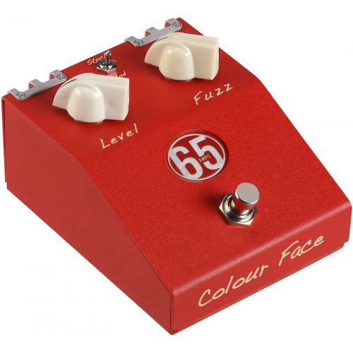 65Amps Colour Face Fuzz 效果器