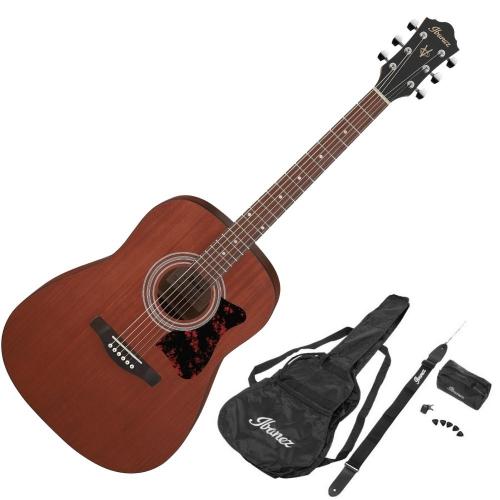 Ibanez V54NJP-OPN 木吉他套裝組 Jampack