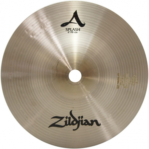 Zildjian 銅鈸 6 A Zildjian Splash (A0206)