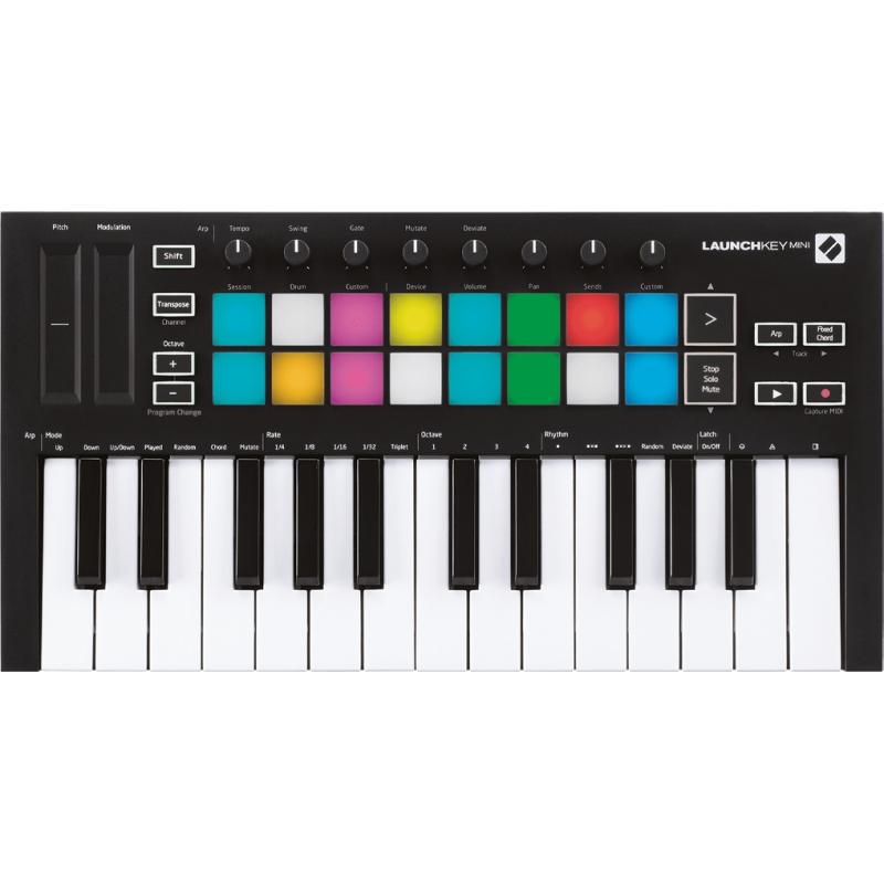 Novation Launchkey mini MK3 第三代 主控鍵盤