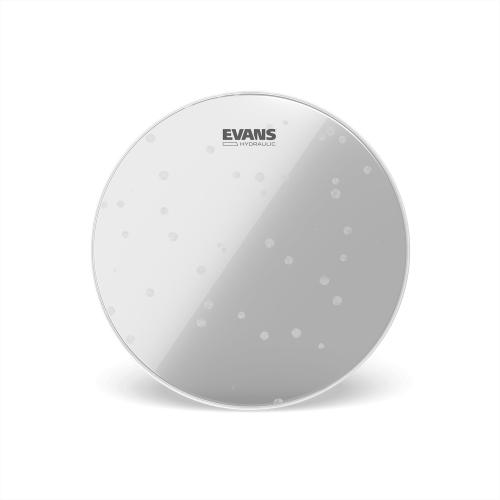 "Evans 22"" Hydraulic Glass 大鼓打擊面鼓皮 雙層 透明 油面 (BD22HG)"