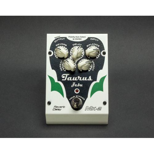Taurus : Zebu MK-2|Reverb - Delay 效果器
