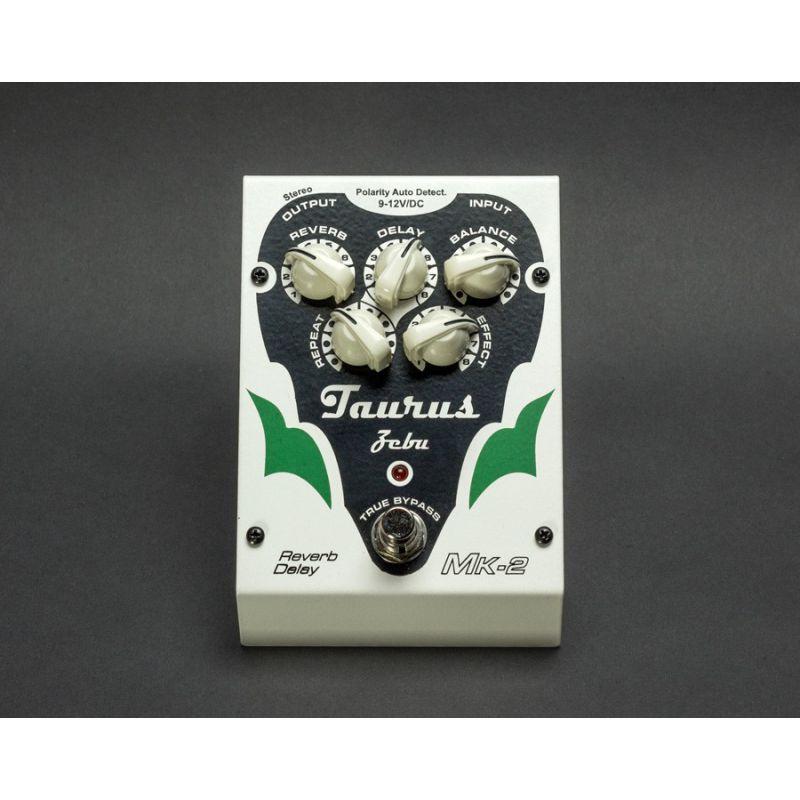 Taurus : Zebu MK-2|Reverb-Delay 效果器