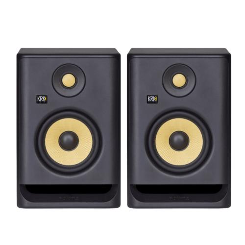 KRK Rokit RP5 G4 5吋監聽喇叭(一對)