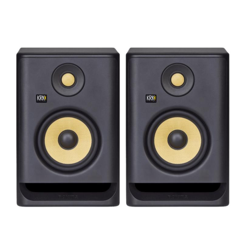 KRK Rokit 5 G4 5吋監聽喇叭(一對)