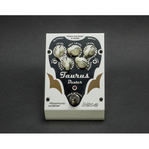 Taurus : Dexter MK-2|Polyphonic Octaver 效果器