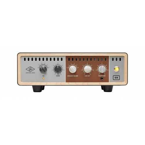 Universal Audio UA OX Amp Top Box 帶電訊號衰減器