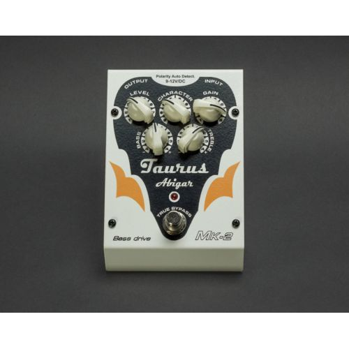 Taurus : Abigar MK-2|Bass Drive 效果器