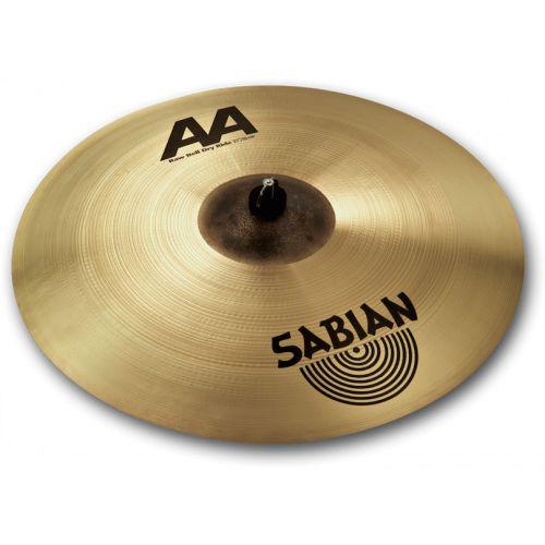 "Sabian 21"" AA Raw Bell Dry Ride"