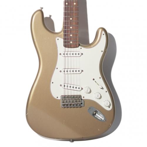 Nashguitars 客製仿舊吉他 S63 Gold / 輕度仿舊 Light / 玫瑰木指板
