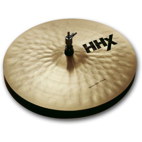 "Sabian 14"" HHX Groove Hats"