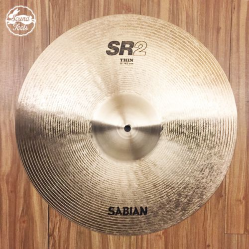 "Sabian 18"" SR2 Thin"