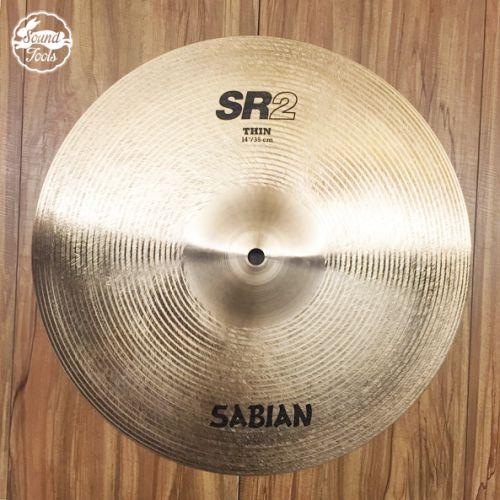 "Sabian 14"" SR2 Thin"