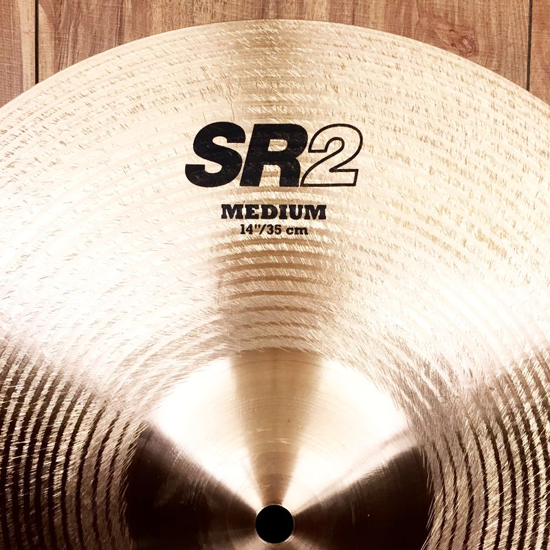 """Sabian SR2 10"""" Thin Splash"""