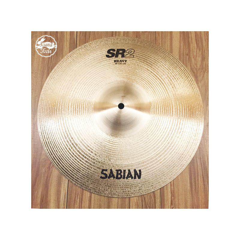 """Sabian 14"""" SR2 Heavy"""