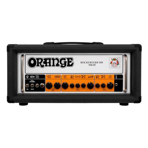 Orange Rockerverb 100 MKIII BK/ High-Gain 真空管音箱頭 / 全新第三代