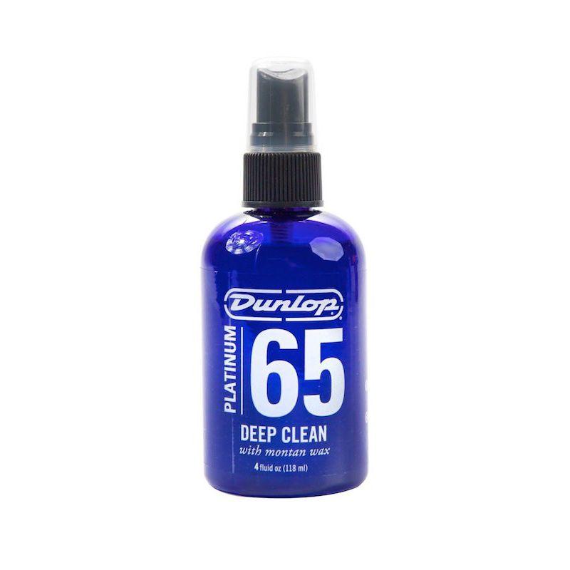 Jim Dunlop| Platinum 65 專業級深層潔淨水蠟 4oz (P65DP4)|獻給偶爾擦琴的好琴人:步驟一