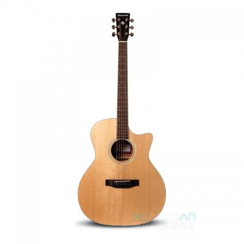 Neowood Swiftly 系列 GA桶(缺角)木吉他 GA-1C