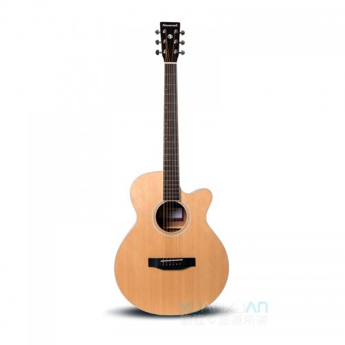 Neowood Swiftly 系列 SF桶(缺角) 木吉他 SF-1C