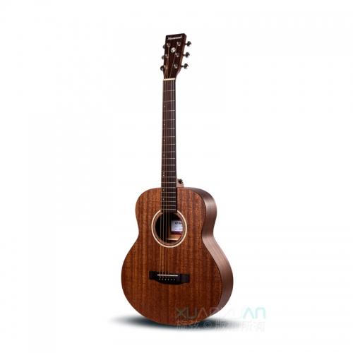 Neowood Swiftly 系列 GS-MINI 桶 木吉他 GS-2