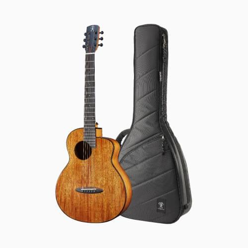 aNueNue 原創系列 面單旅行吉他 36吋夏威夷相思木 M32