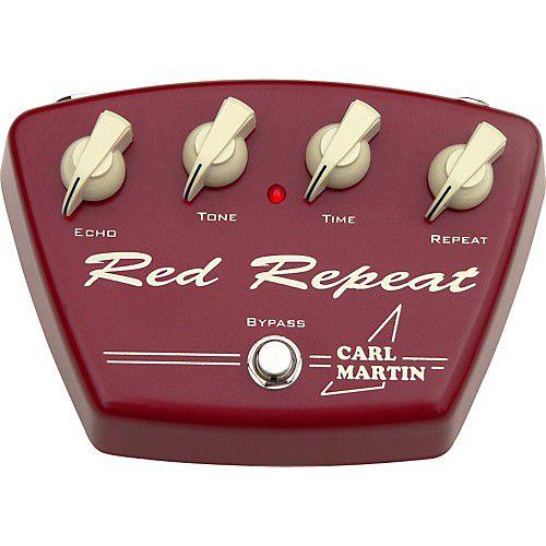 Carl Martin Red Repeat 效果器