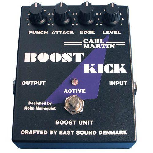Carl Martin Boost Kick  效果器