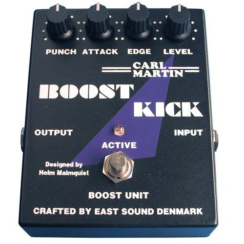 Carl Martin Boost Kick  效果器