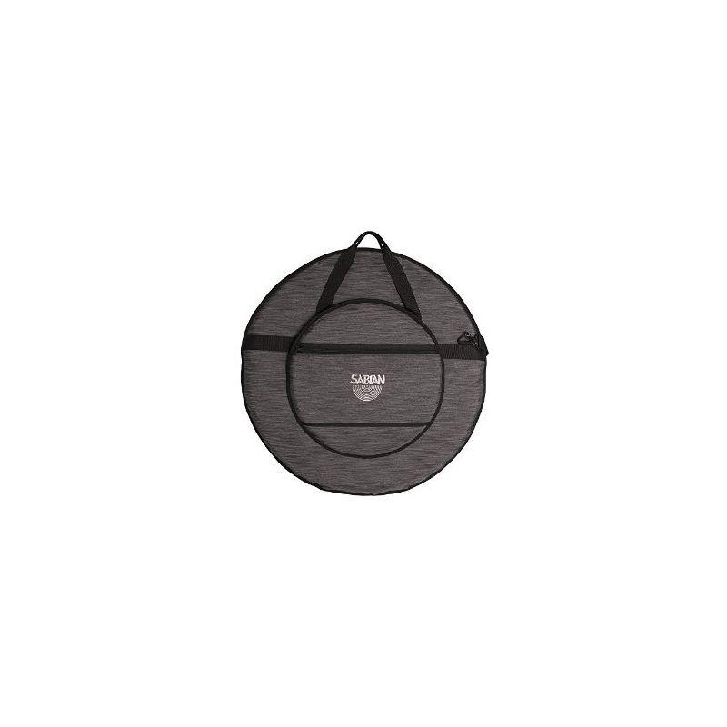 "Sabian 24"" 銅鈸袋 經典針織黑(手提、側揹)C24HBK"