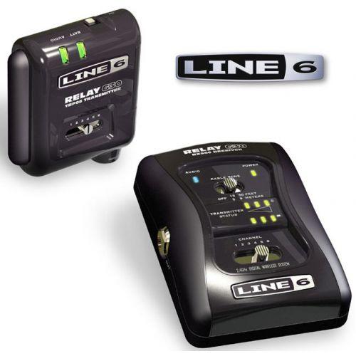 Line 6 Relay G30 無線接收器
