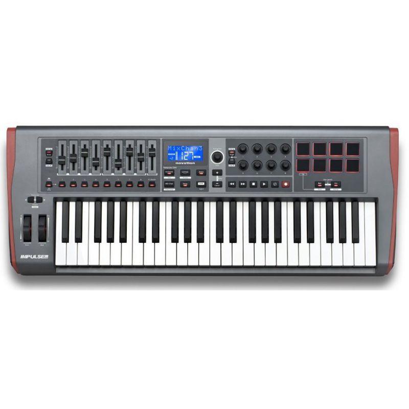 Novation Impulse 49鍵主控鍵盤