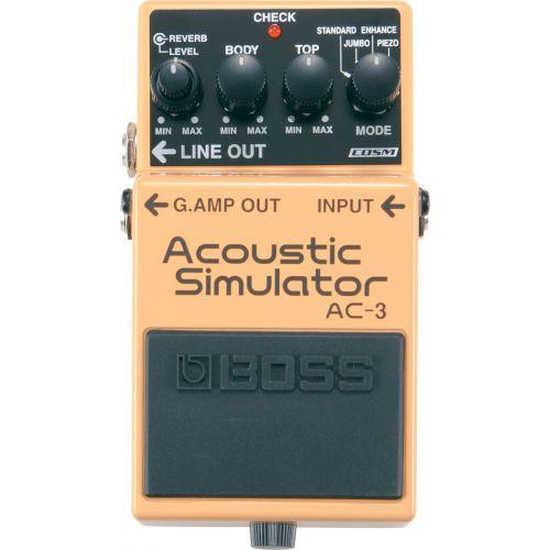 BOSS AC-3 模擬木吉他效果器 Acoustic Stimulator