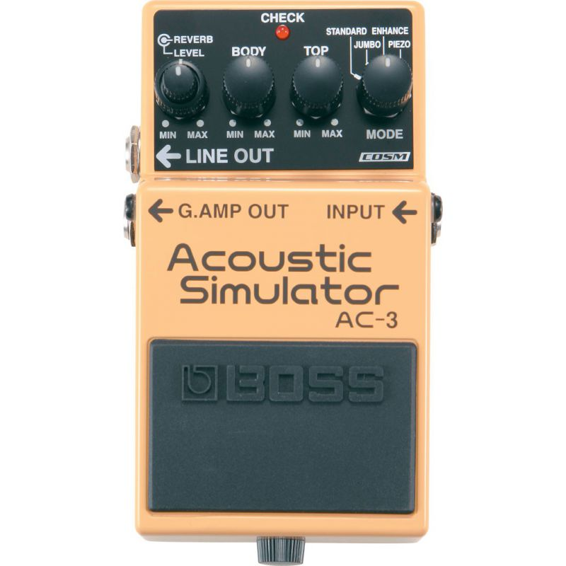BOSS AC-3 Acoustic Stimulator