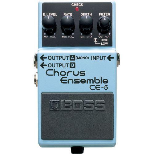BOSS CE-5 Chorus Ensemble 效果器