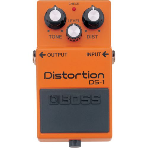 BOSS DS-1 Distortion  效果器